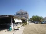 Pláž Alykes (Lefkimmi) - ostrov Korfu foto 3