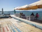 Pláž Alykes (Lefkimmi) - ostrov Korfu foto 4
