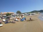 Pláž Arillas - ostrov Korfu foto 3