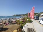 Pláž Arillas - ostrov Korfu foto 5