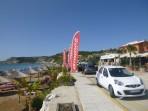 Pláž Arillas - ostrov Korfu foto 6