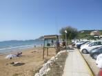 Pláž Arillas - ostrov Korfu foto 7