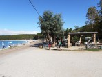 Pláž Avlaki - ostrov Korfu foto 3