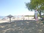 Pláž Bouka (Lefkimmi) - ostrov Korfu foto 2
