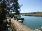 Pláž Bouka (Lefkimmi) - ostrov Korfu foto 4