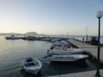 Pláž Boukari - ostrov Korfu foto 2