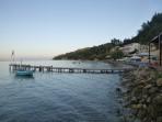 Pláž Boukari - ostrov Korfu foto 7