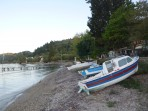Pláž Boukari - ostrov Korfu foto 9