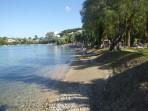 Pláž Danilia (Dafnila) - ostrov Korfu foto 3