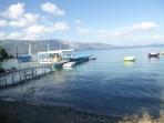 Pláž Danilia (Dafnila) - ostrov Korfu foto 5