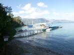 Pláž Danilia (Dafnila) - ostrov Korfu foto 6