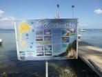 Pláž Dassia - ostrov Korfu foto 2