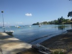 Pláž Dassia - ostrov Korfu foto 3