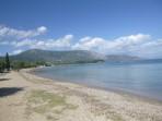 Pláž Dassia - ostrov Korfu foto 4