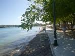 Pláž Dassia - ostrov Korfu foto 6
