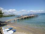 Pláž Dassia - ostrov Korfu foto 7
