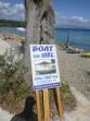 Pláž Dassia - ostrov Korfu foto 10