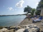 Pláž Dassia - ostrov Korfu foto 12