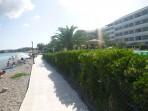 Pláž Dassia - ostrov Korfu foto 14