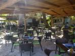 Pláž Dassia - ostrov Korfu foto 15