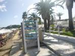Pláž Dassia - ostrov Korfu foto 16