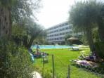 Dassia - ostrov Korfu foto 21
