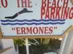 Ermones - ostrov Korfu foto 1