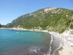 Ermones - ostrov Korfu foto 2