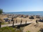Pláž Gardeno - ostrov Korfu foto 1