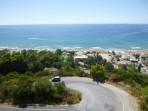Pláž Glyfada - ostrov Korfu foto 2