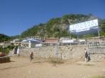 Pláž Glyfada - ostrov Korfu foto 3