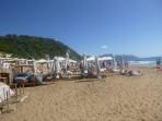 Pláž Glyfada - ostrov Korfu foto 4