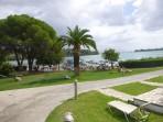 Pláž Gouvia - ostrov Korfu foto 7