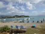 Gouvia - ostrov Korfu foto 6