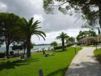 Gouvia - ostrov Korfu foto 26