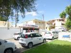 Gouvia - ostrov Korfu foto 28