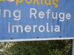 Pláž Imerolia (Kassiopi) - ostrov Korfu foto 1