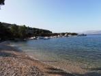 Pláž Imerolia (Kassiopi) - ostrov Korfu foto 2