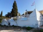 Pláž Imerolia (Kassiopi) - ostrov Korfu foto 3