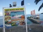 Pláž Ipsos - ostrov Korfu foto 4
