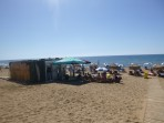 Pláž Issos - ostrov Korfu foto 3