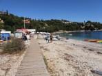 Pláž Kalami - ostrov Korfu foto 3
