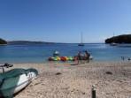 Pláž Kalami - ostrov Korfu foto 5