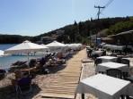 Pláž Kalami - ostrov Korfu foto 6