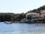 Pláž Kalami - ostrov Korfu foto 8