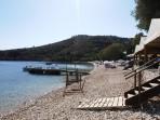 Pláž Kerasia - ostrov Korfu foto 1