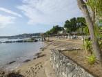 Pláž Kontokali - ostrov Korfu foto 2