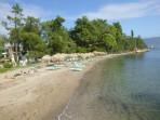 Pláž Kontokali - ostrov Korfu foto 4