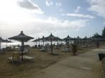 Pláž Kontokali - ostrov Korfu foto 5