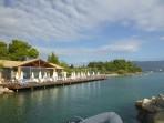 Pláž Kontokali - ostrov Korfu foto 6